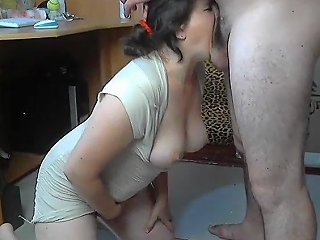 Middle Aged Wife Getting The Rought Treatment